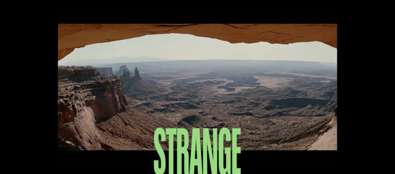Strange Video
